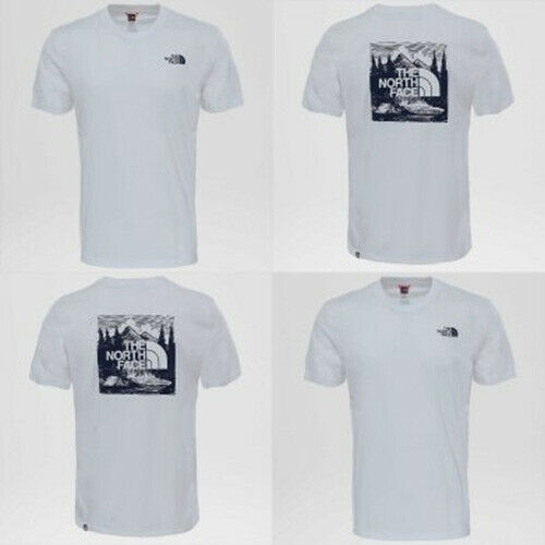 T-shirt-MM-uomo-THE-NORTH-FACE-Red-Box-Celebration-ColTNF-White-PE19-333142744956